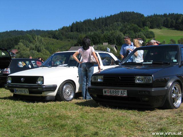 5 Vw Audi Treffen Waldhausen I Strudengau
